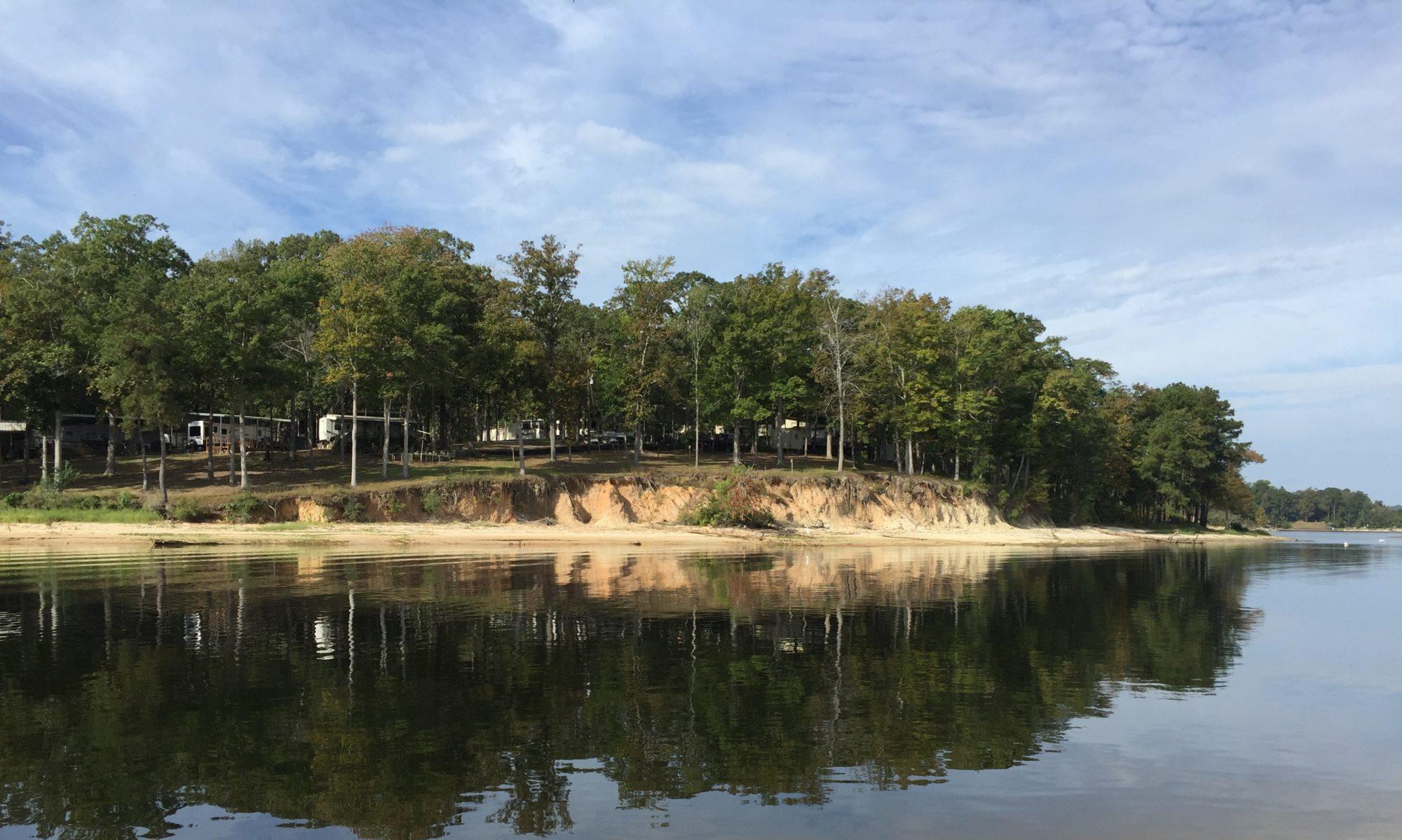 Shady Oaks Marina and RV Park